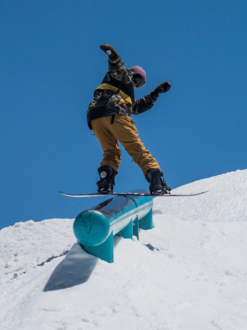 Freestyle Snowboard Blog
